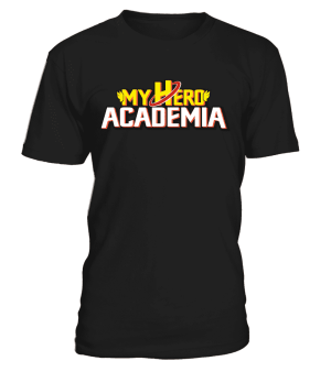 T-Shirt My Hero Academia Boku No Hero