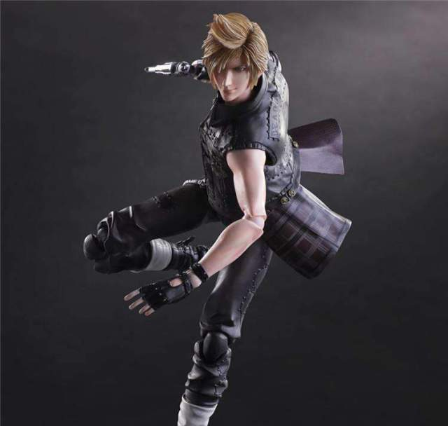 Figurine Final Fantasy 15 Prompto
