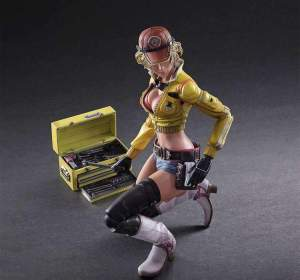 Figurine Final Fantasy 15 Cindy