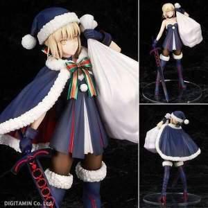 Figurine Saber Noël Edition