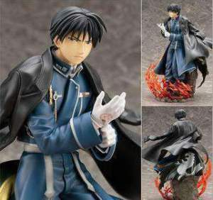 Figurine Full Metal Alchemist Roy