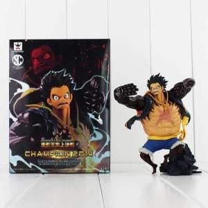 Figurine One Piece Luffy Gear 4