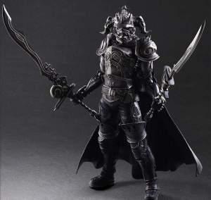 Figurine Final Fantasy Dissidia Gabranth