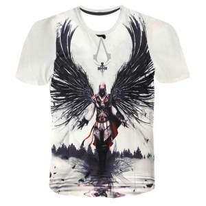 T Shirt Assasin's Creed Angel
