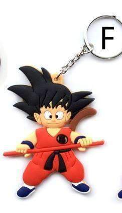 Porte Clés Dragon Ball Goku Kid