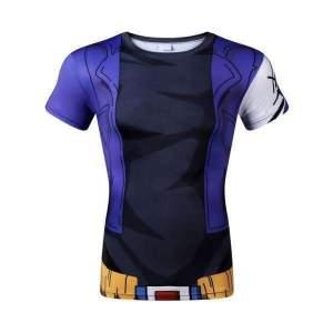 Tshirt 3D All Over Dragon Ball Z Trunks