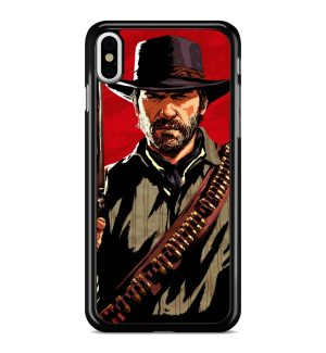 Coque Red Dead Redemption 2 Arthur Morgan