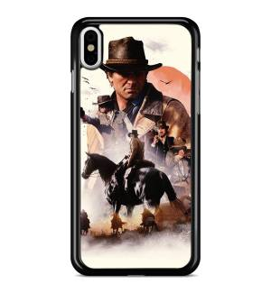 Coque Red Dead Redemption 2 Arthur Morgan Destiny
