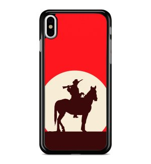 Coque Red Dead Redemption 2 Cavalier