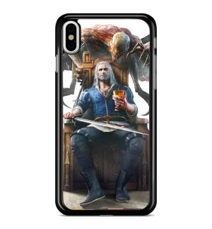Coque The Witcher Gerald Throne