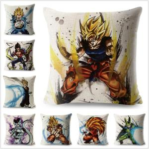 Housse de coussin Dragon Ball Z Power Up