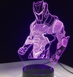 Lampe LED Fortnite Carbide