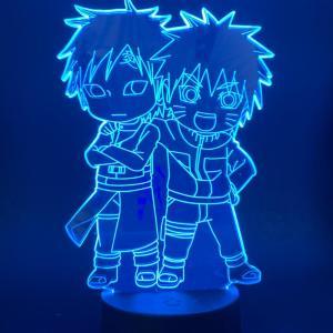Lampe  Led Naruto & Gaara