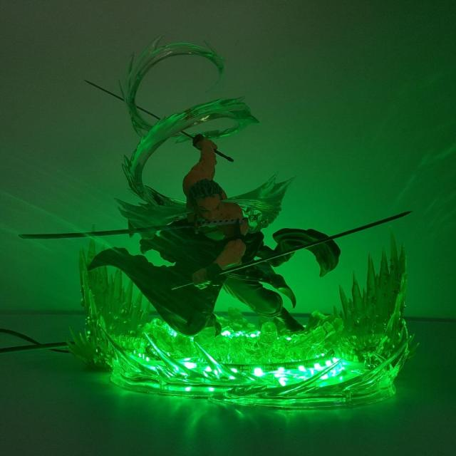 Lampe Led One Piece Zoro