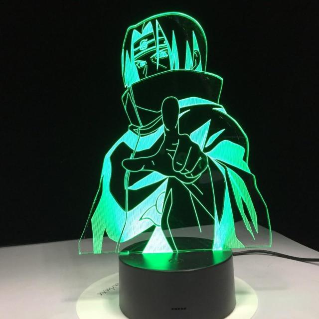 Lampe Naruto Itachi Akatsuki