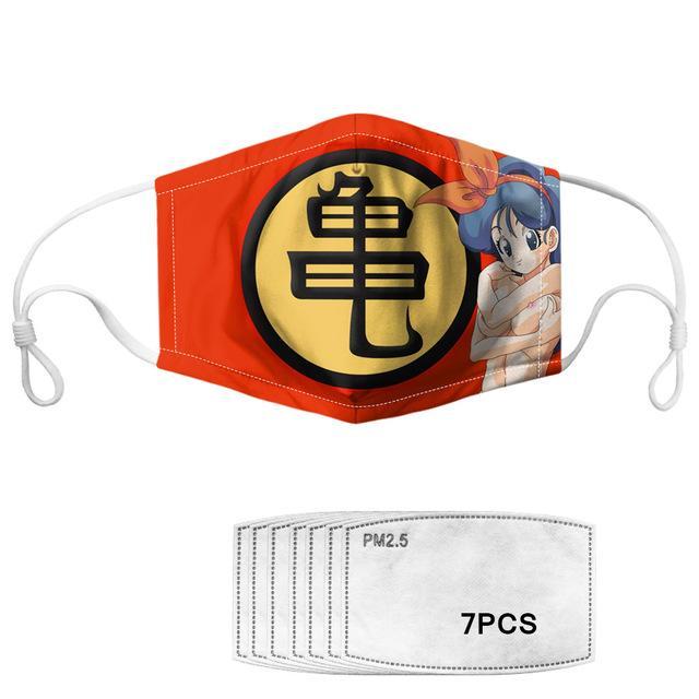 Masque Dragon Ball