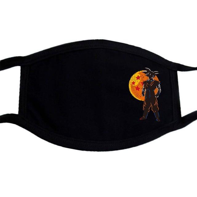 Masque Dragon Ball Symbôles