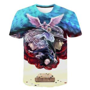 T Shirt 3D Hunter X Hunter Chimera Arc
