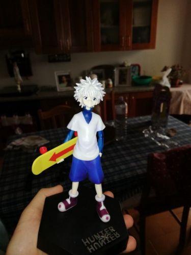 Figurine Hunter X Hunter Gon ou Kirua photo review