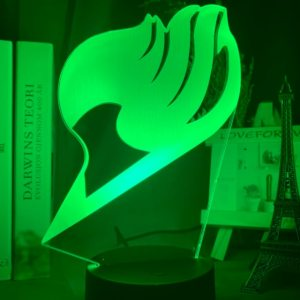 Lampe Fairy Tail