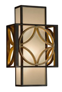 Feiss Remy Art Deco Style Designer Feature Wall Light FE/REMY1