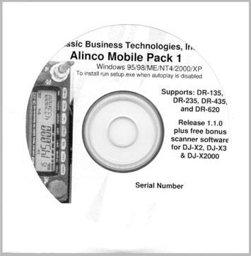 Alinco DR-235T, DR-235TG Amateur Mobile Transceiver