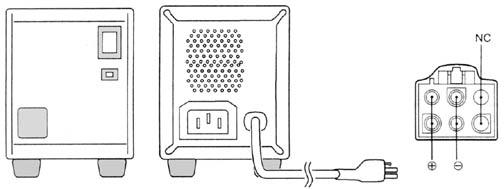 ICOM PS125 Power Supply
