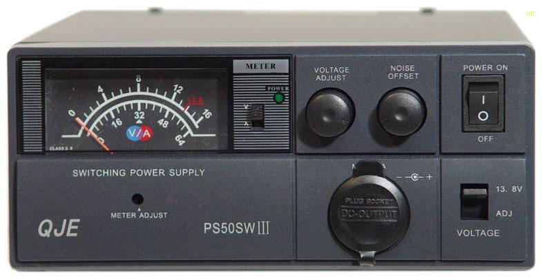 QJE PS50SWIII Power Supply