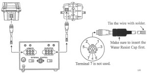 Yaesu G5500 Rotor Wiring Diagram