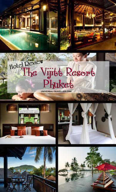 Luxury Hotel Review The Vijitt Resort Phuket Thailand