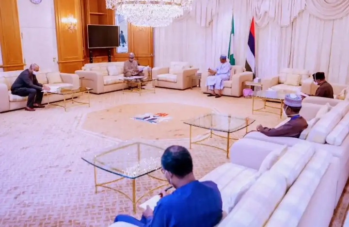 IMG_20200518_002023_798 COVID-19: Buhari meets with Presidential Task Force to determine next phase of lockdown