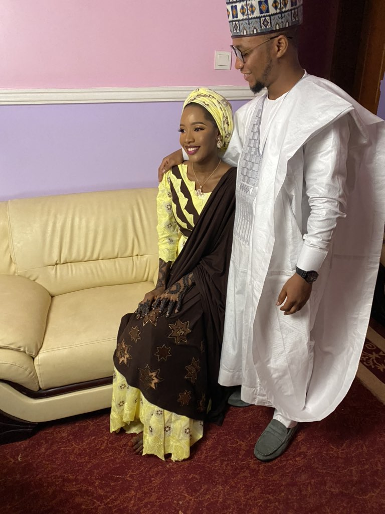 Ea-7DTDXYAMgRrq-2 Nigerian couple marry after meeting on Twitter 18 months ago (photos)