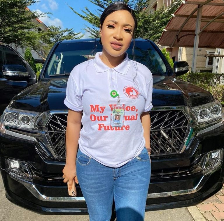 IMG_20201023_100553_159-1024x1012-1 Tonto Dikeh vows to sue blogger who claimed she's linked with PRO-SARS protesters