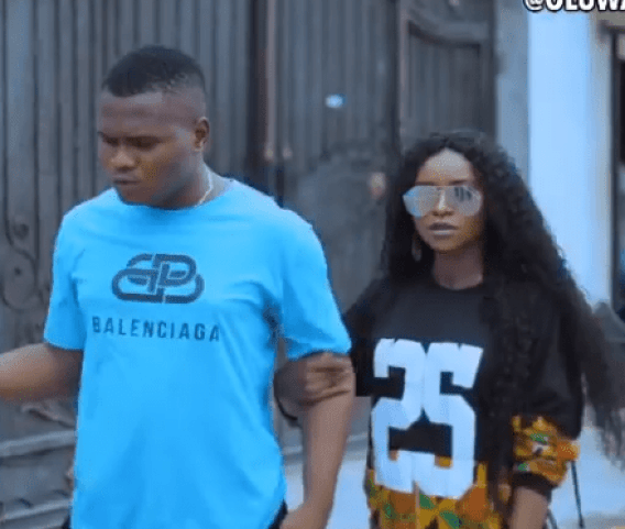 ife Comedian Oluwadolarz welcomes first child with girlfriend (Photos)
