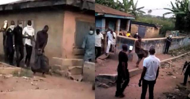 PicsArt_12-09-02.00.59 Ritualist den allegedly operated by siblings uncovered in Osun (photos)
