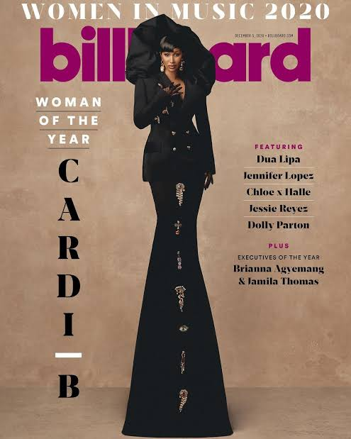images-1 Cardi B named Billboard's Woman Of The Year