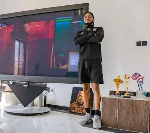 unnamed-15-1 Check Out Interior of Dbanj's Luxury Mansion In Lagos Island