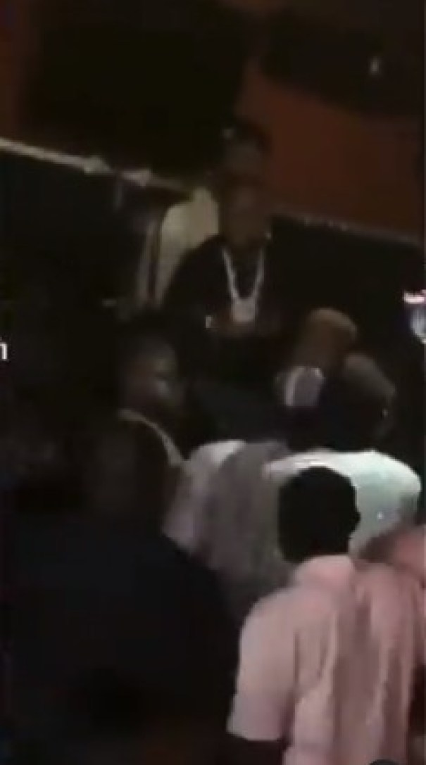 UCScreenshot20201228230352 Clearer video Of Davido And Burnaboy fight Finally Pops Up Online; As Davido gives Burna Boy first Attack [Video]