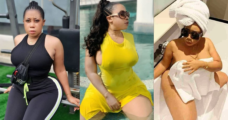 UCScreenshot20201230111639 Actress Moyo Lawal Reveals She's Finally Dumping Hardwork To Join P0rnsite 'Onlyfans' after seeing the Huge Amount they Earn
