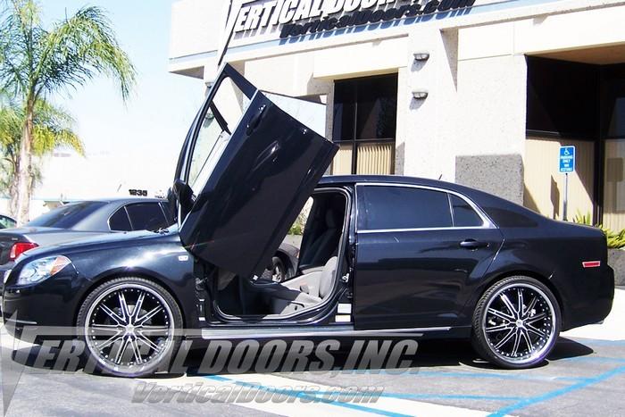 2008 chevy malibu 2001 jeep tj stereo wiring diagram 08 12 4dr vertical doors lambo kit bolt on vdi rim door hinges easily installs onto 09