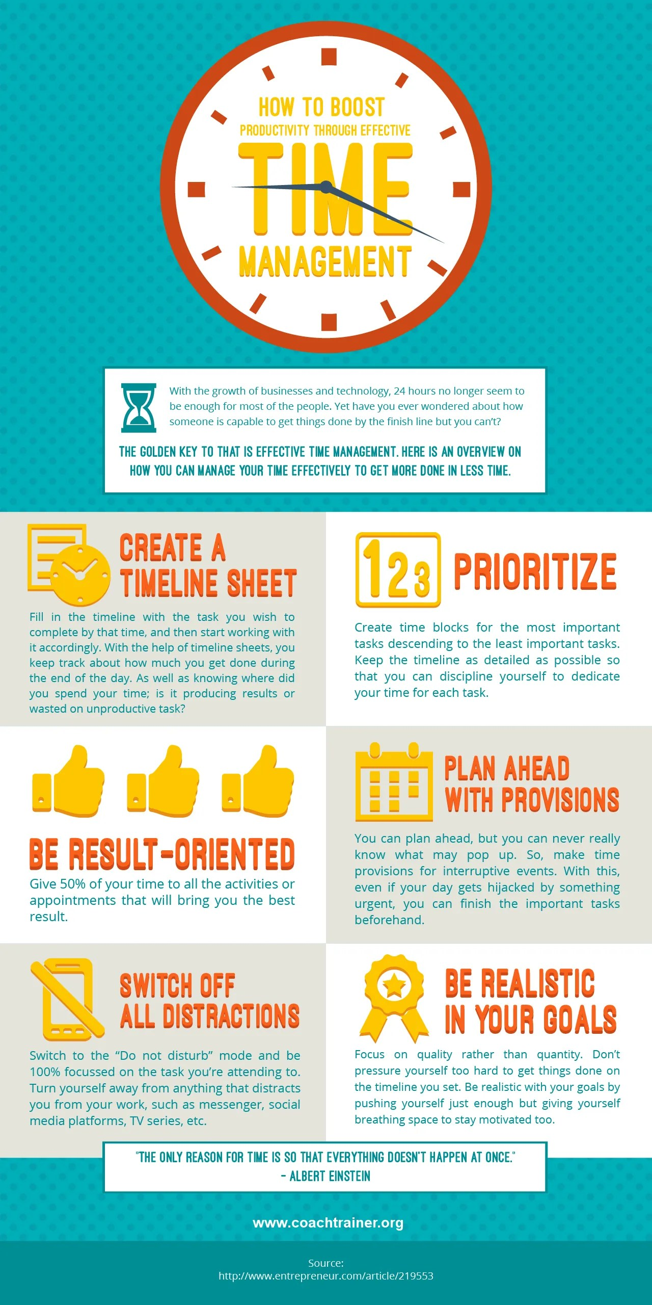 Infographic How To Boost Your Productivity