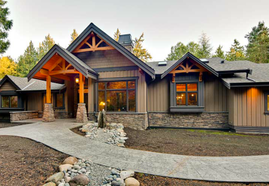Town And Country Home Designs