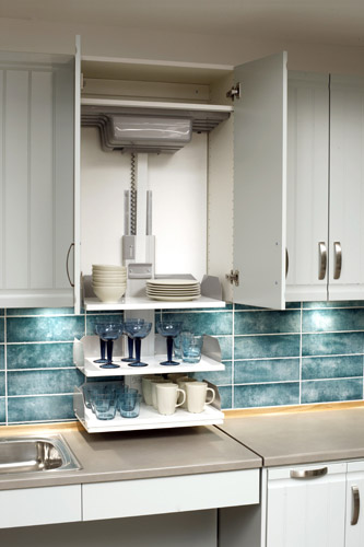 Freedom Lifts Systems For The Kitchen
