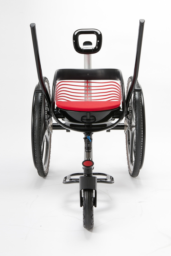Leveraged Freedom Chair  Off Road Wheelchair