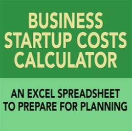 Business Start-Up Calculator