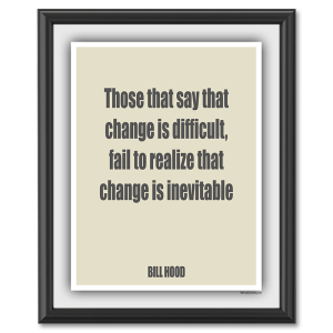Change-is-Inevitable