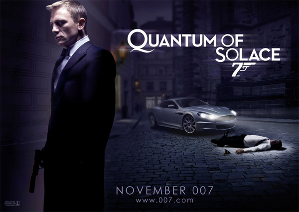 Girl Tied Up Wallpaper James Bond Movies Quantum Of Solace Poster Contest