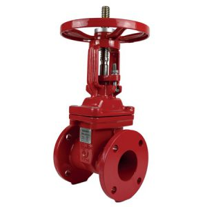 OS&Y FLANGED GATE VALVE