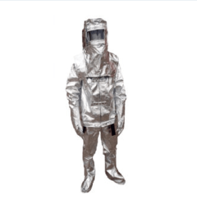 Aluminized fire suit china