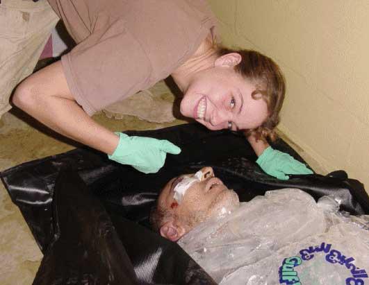 abuso de prisioneiros no Iraque